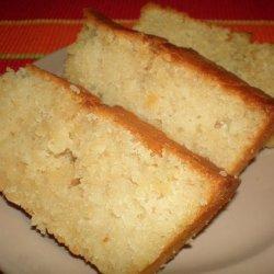 Versatile Vegetarian Sponge Cake recipe