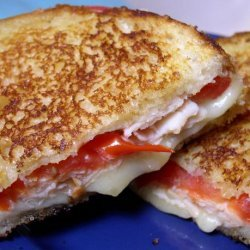 Grilled Cheese Grows Up recipe