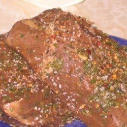 Garlic and Herb Marinade for Steak recipe