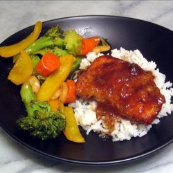 Caribbean Reef Chicken recipe