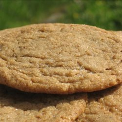 Soft and Scrumptious Ginger Cookies recipe