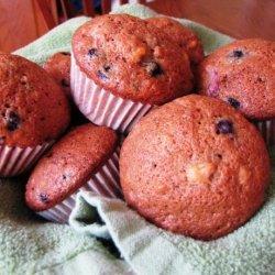Fresh Fruit Muffins recipe