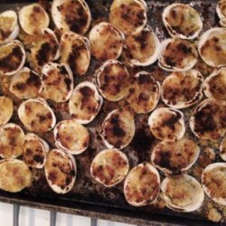 Baked Clams recipe