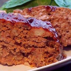 Favorite  Gourmet Meatloaf recipe