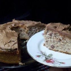 Spicy Italian Plum Cake recipe