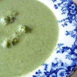 Low Calorie Broccoli Soup recipe