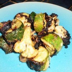 Vegetable Skewers (Ww) recipe
