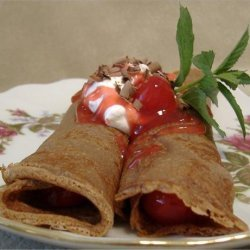 Black Forest Crepes recipe