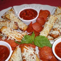 Applebee's Pizza Sticks recipe
