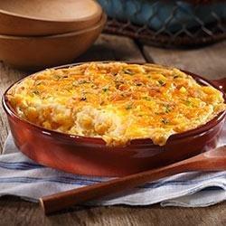Four Cheese Corn Dip recipe