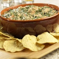 Campbell's Kitchen Warm Spinach Dip recipe