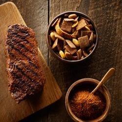 Shreddies Snack Mix and BBQ Spice Rub (2 for 1) recipe