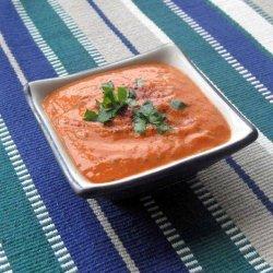Warm Pepper Dip recipe
