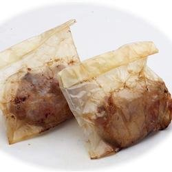 Asian Style Paper Wrapped Chicken recipe