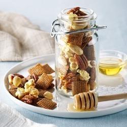 Shreddies Honey Nut Crunch Mix recipe