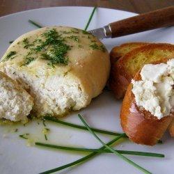 Feta and Almond Cheese Ball recipe