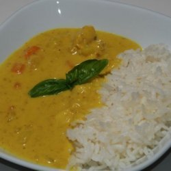 Creamy Curry Sauce recipe