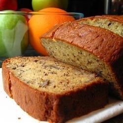 Janet's Rich Banana Bread recipe