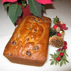 Pumpkin Bread IV recipe