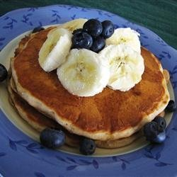 Banana Pancakes I recipe