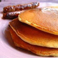 Pancakes I recipe