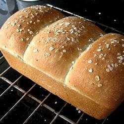 Light Oat Bread recipe