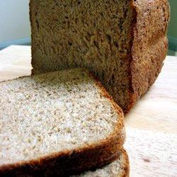 Whole Wheat Honey Bread recipe