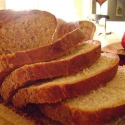 Honey Wheat Bread I recipe