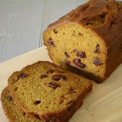 Delicious Pumpkin Bread recipe
