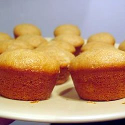 Jo Jo's Favorite Banana Muffins recipe