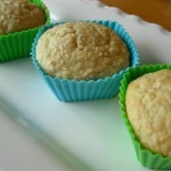 Easy Oatmeal Muffins recipe