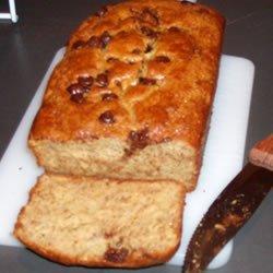 Lower Fat Banana Bread II recipe