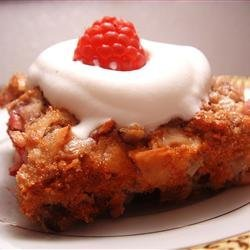 Bread Pudding III recipe