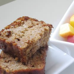 Rhubarb Bread I recipe