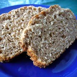 Oatmeal Whole Wheat Quick Bread recipe