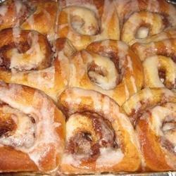 Best Ever Cinnamon Buns recipe