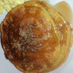 Louisiana Sweet Potato Pancakes recipe