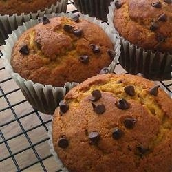 Pumpkin Chip Muffins recipe