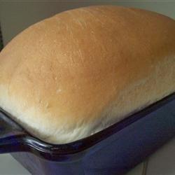 White Bread I recipe