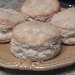 Mom's Baking Powder Biscuits recipe