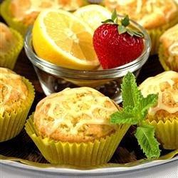 Lemon Poppy Seed Muffins I recipe
