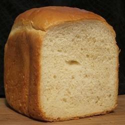 Ron's Bread Machine White recipe