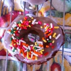 Cake Doughnuts recipe