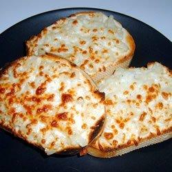 Cheese Onion Garlic Bread recipe