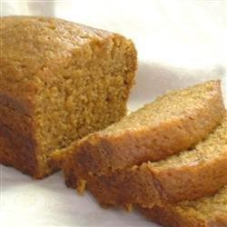 Holiday Pumpkin Bread recipe
