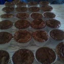 Fudgy Chocolate Chip Muffins recipe