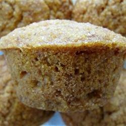 Vegan Agave Cornbread Muffins recipe