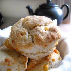 Cheese Biscuits I recipe