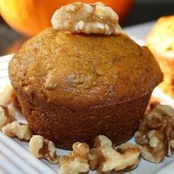Pumpkin Bread II recipe