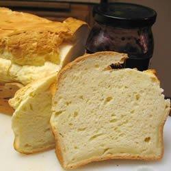 Gluten-Free White Bread for Bread Machines recipe